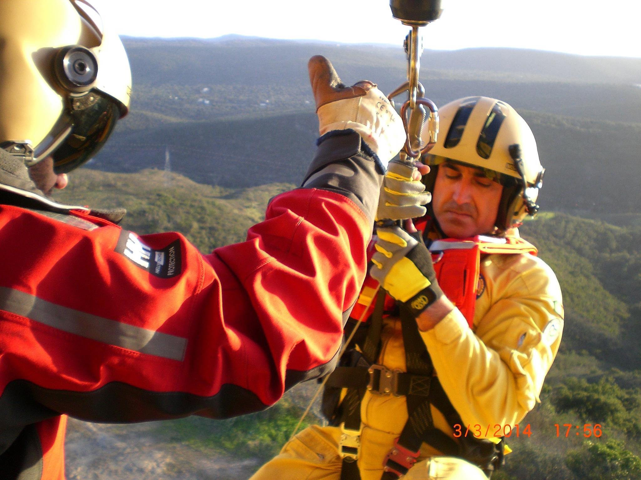Rescue Hoist 4
